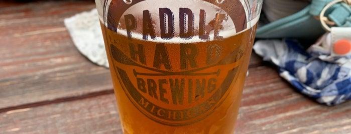 Paddle Hard Brewing is one of Gespeicherte Orte von Steve.