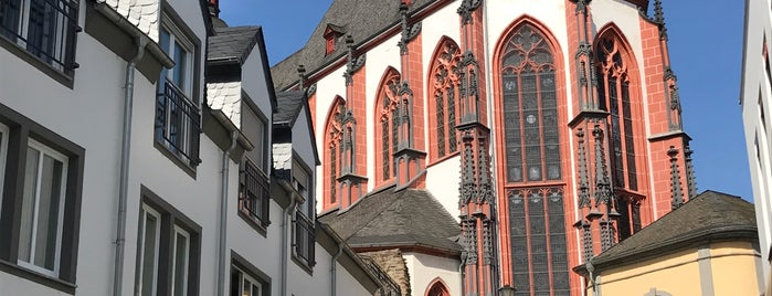 Liebfrauenkirche is one of Coblenza.