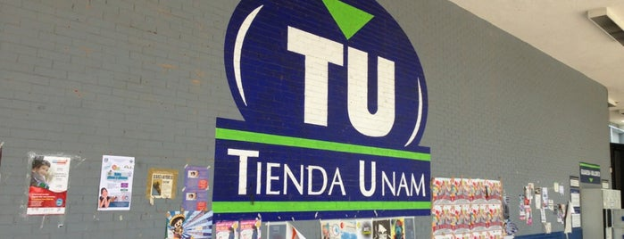Tienda UNAM is one of Para visitar.