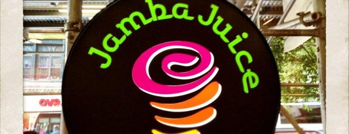 Jamba Juice is one of NY.