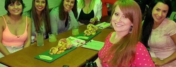Limonata is one of Ticket Restaurante.
