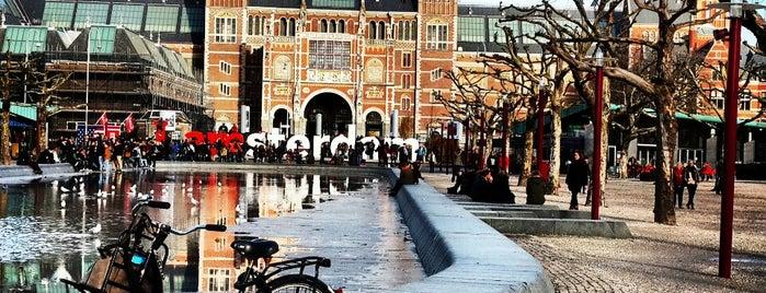 アムステルダム国立美術館 is one of Amsterdam 2018.