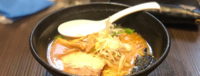 RAMEN-GO is one of Lieux qui ont plu à 商品レビュー専門.