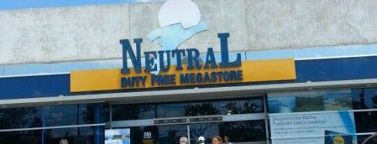 Neutral Duty Free is one of Lugares guardados de Fabian.