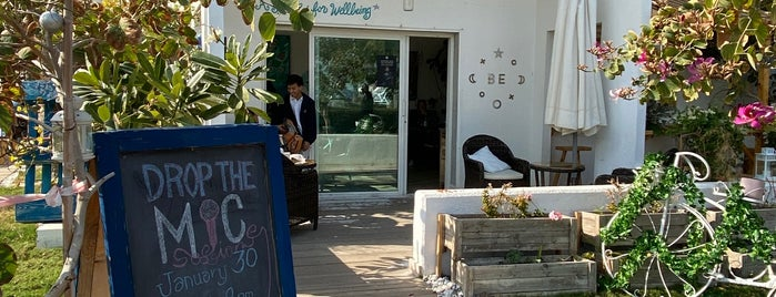 Be Cafe is one of Kuwait.