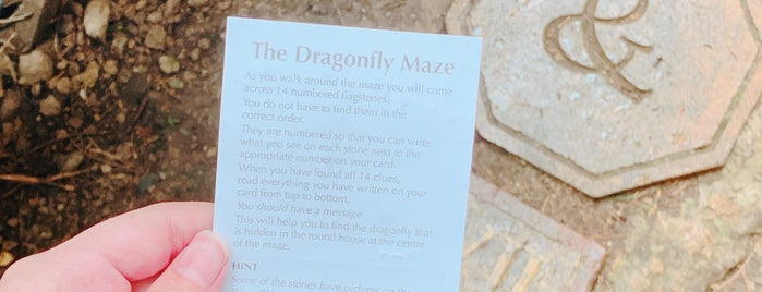 The Dragonfly Maze is one of Jonさんのお気に入りスポット.