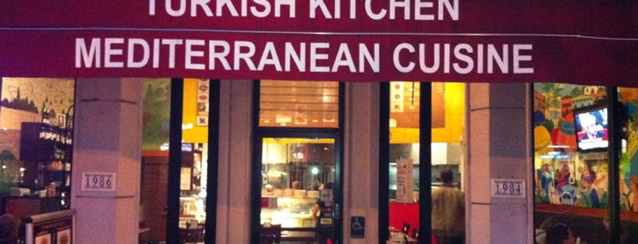 Turkish Kitchen is one of Veg friendly in the bay.