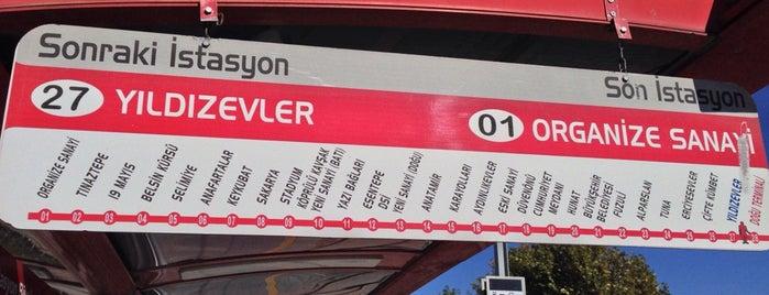 Kayseri Organize Sanayi - İldem Tramvay Hattı