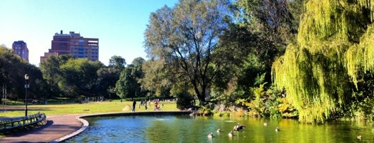 Morningside Park is one of Ny.