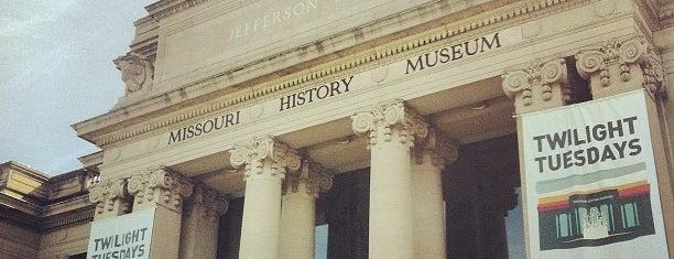 Missouri History Museum is one of Hot List 2013 Winners.