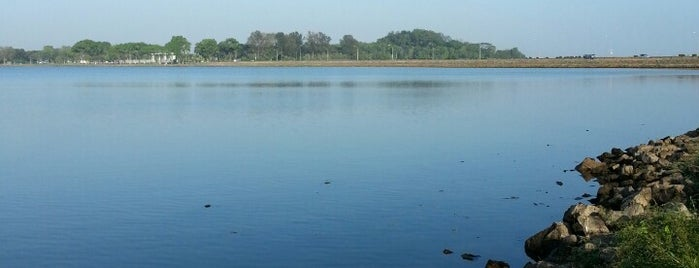 Kranji Reservoir Park is one of Trek Across Singapore.