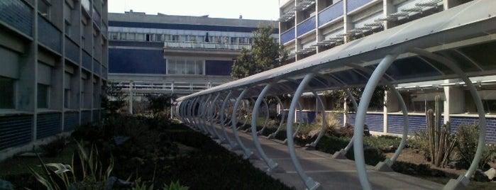 Instituto de Investigaciones Biomédicas is one of สถานที่ที่ Humberto Cervantes ถูกใจ.