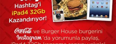 Burger House Bilkent is one of Must-Visit ... Ankara.