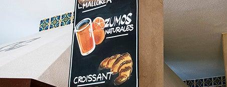 Mallorca en Madrid is one of Rotulados por rotulacionamano.com.