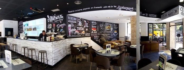 Steak Burger Bar is one of Rotulados por rotulacionamano.com.