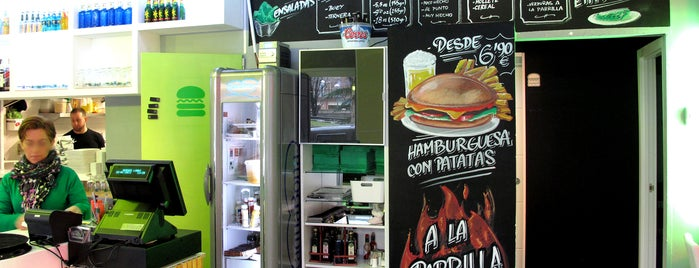 The Burger Lobby is one of Rotulados por rotulacionamano.com.