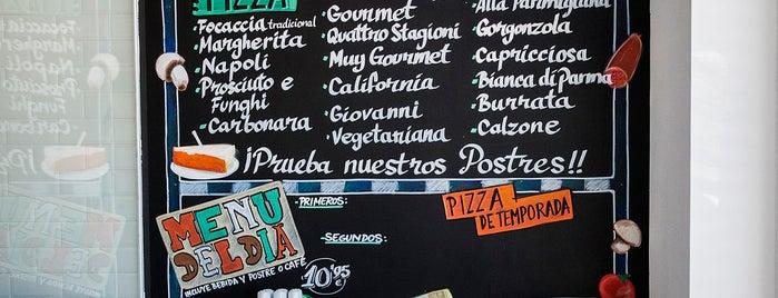 Pizza Napoli is one of Rotulados por rotulacionamano.com.