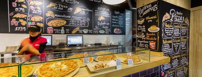 Allô Pizza is one of Rotulados por rotulacionamano.com.