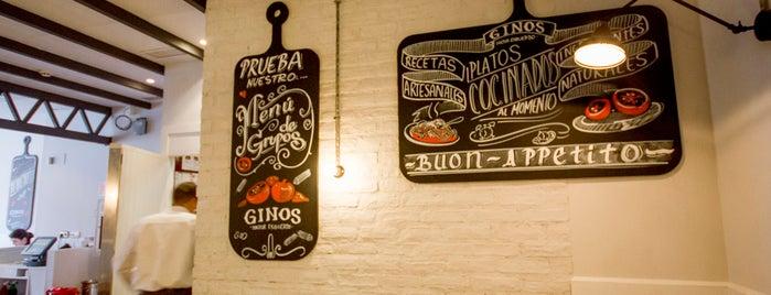 Ginos O'Donnell is one of Rotulados por rotulacionamano.com.