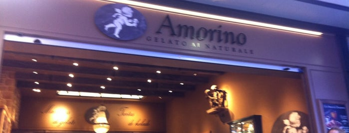 Amorino is one of Orte, die Nuria gefallen.