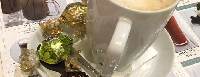 Kahve Dünyası is one of Balkan Gezisi.
