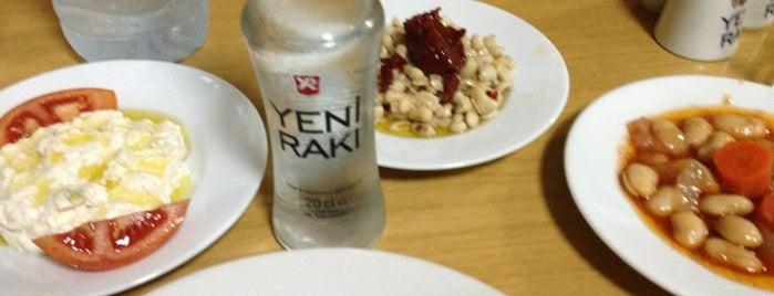 Lale Restorant (Aydın'ın Meyhanesi) is one of Mutlaka gidilecek.