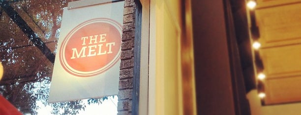 The Melt is one of Eat Here.