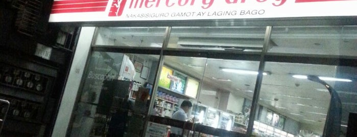 Mercury Drug is one of Shank 님이 좋아한 장소.