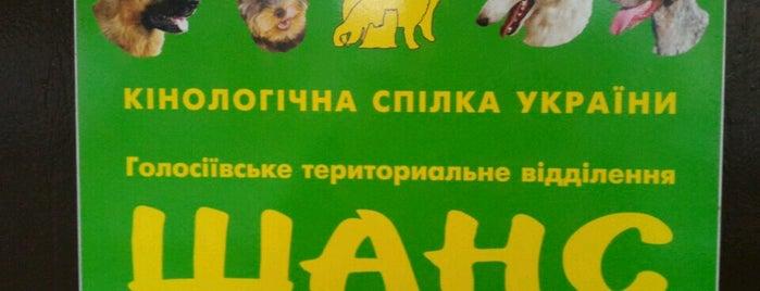 ГТВ КСУ Шанс is one of Orte, die Lucy🔥 gefallen.