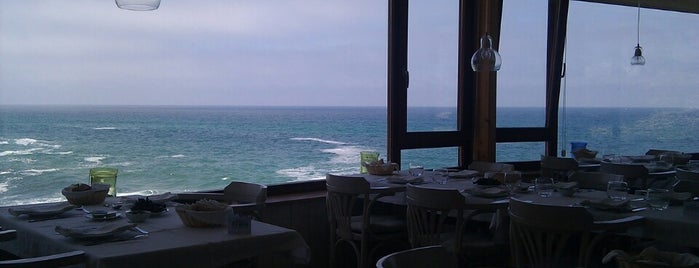 Restaurante das Piscinas das Azenhas do Mar is one of Lisboa peixes & mariscos.