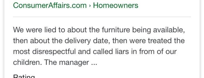Ashley HomeStore is one of Sarah'ın Beğendiği Mekanlar.