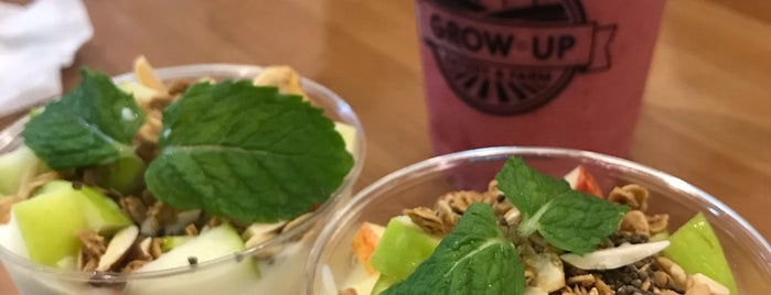 Grow up Eatery & Farm is one of อุบลราชธานี - 2.