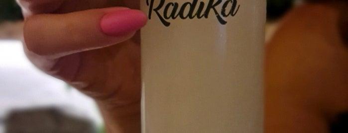 Radika Meze & Balık is one of En iyiler.