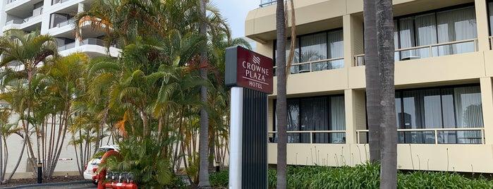 Crowne Plaza is one of IHG hotels Australia.