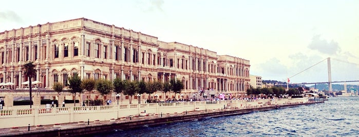 Çırağan Palace Kempinski Istanbul is one of Turkey.