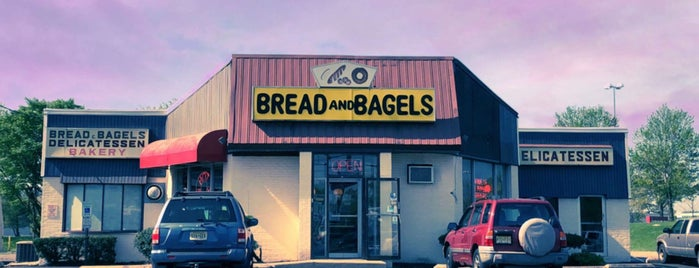 Bread & Bagels is one of Restaurant - CH.