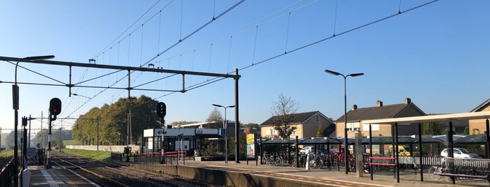 Station Susteren is one of Limburg.