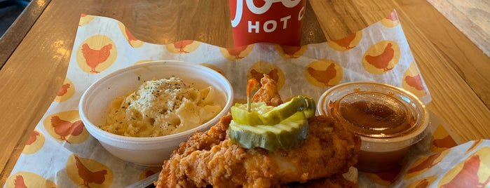 Joella's Hot Chicken- Middletown is one of Louisville to-do list.