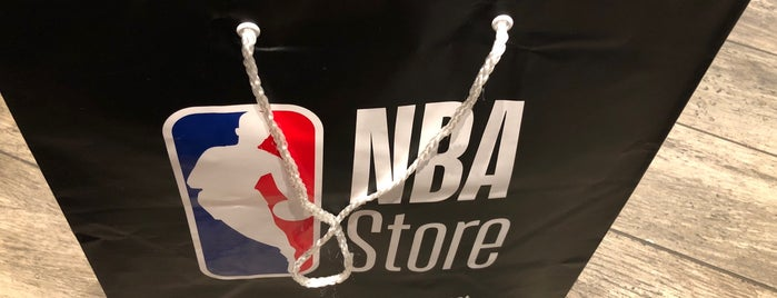 NBA Store is one of NY.