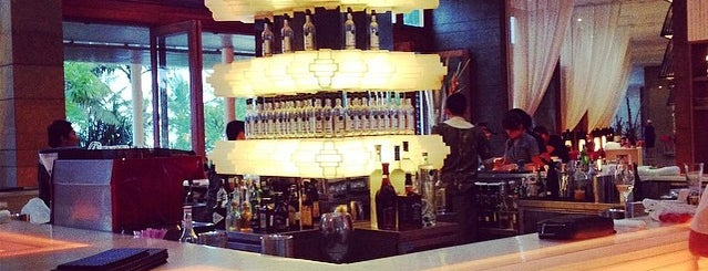 W Lounge is one of Locais curtidos por andreas.