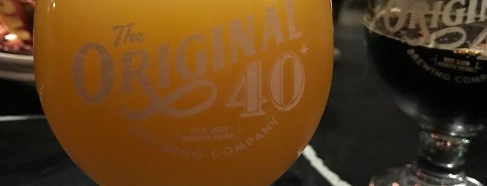 Original 40 is one of San Diego.