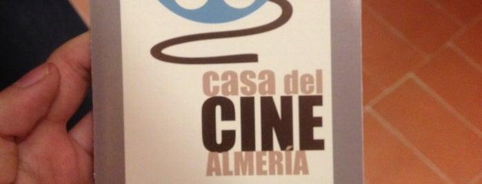 Casa del Cine de Almería is one of QUE VISITAR CUANDO ESTAS EN ALMERIA.