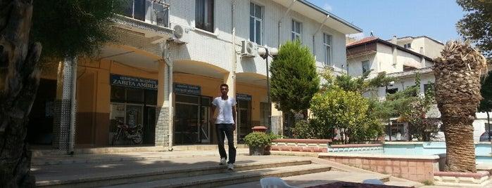 Germencik Belediyesi is one of Lugares guardados de Şahin.