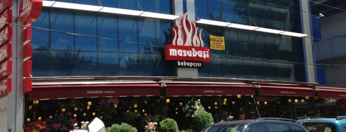 Masabaşı Kebapçısı is one of Yasarさんのお気に入りスポット.