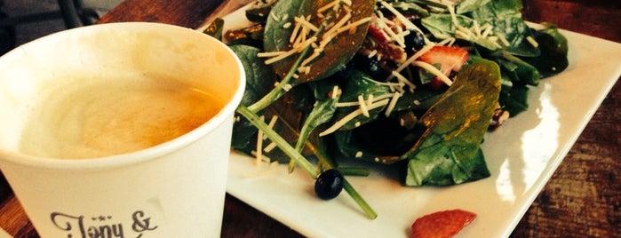 Tony & Ada's Coffee is one of Lieux sauvegardés par J..