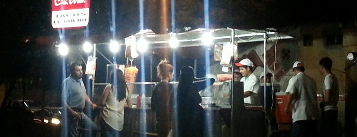 Tacos El Güero is one of Luis 님이 좋아한 장소.