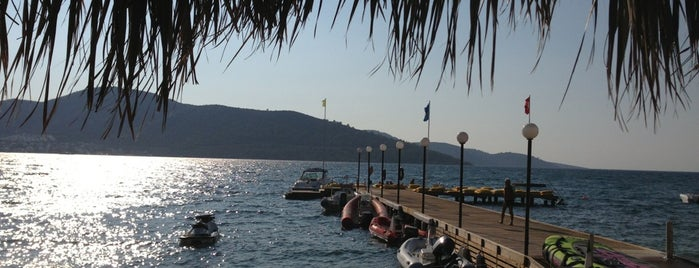 Işıl Club is one of Bodrum.