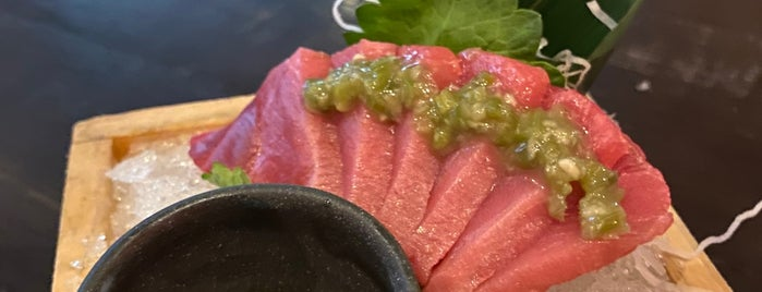 Uchi is one of Dining Vail.