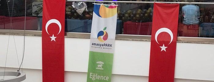 Site Sinemaları is one of Lieux qui ont plu à Ahmet Rıza.
