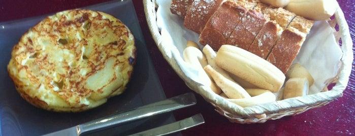 Donde da la vuelta el Viento is one of マドリード - 昼ごはん + 晩ごはん (ひるごはん + ばんごはん).